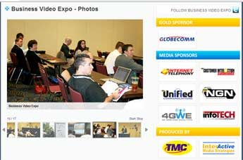 Video for business, Miami Expo